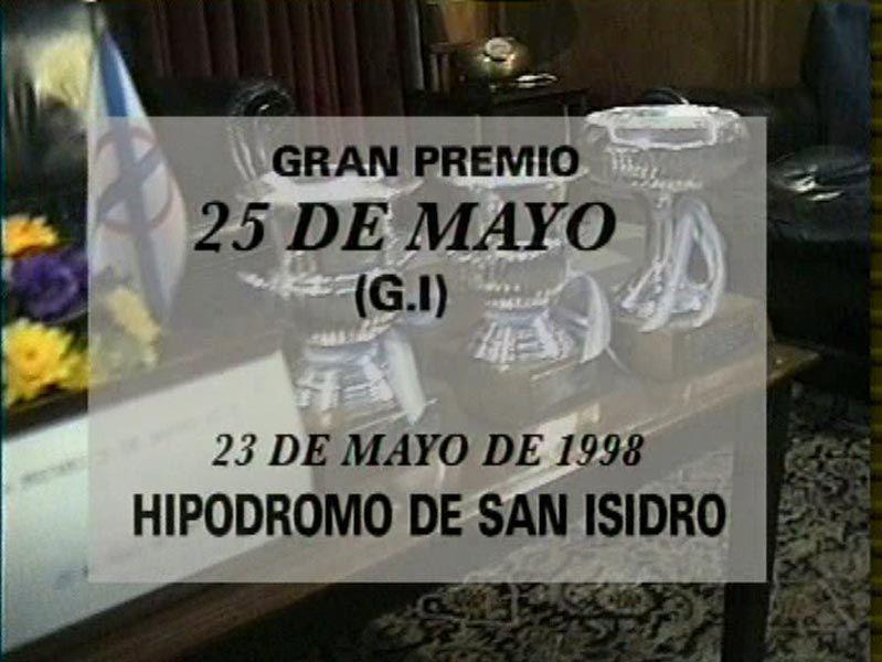25 de Mayo 98